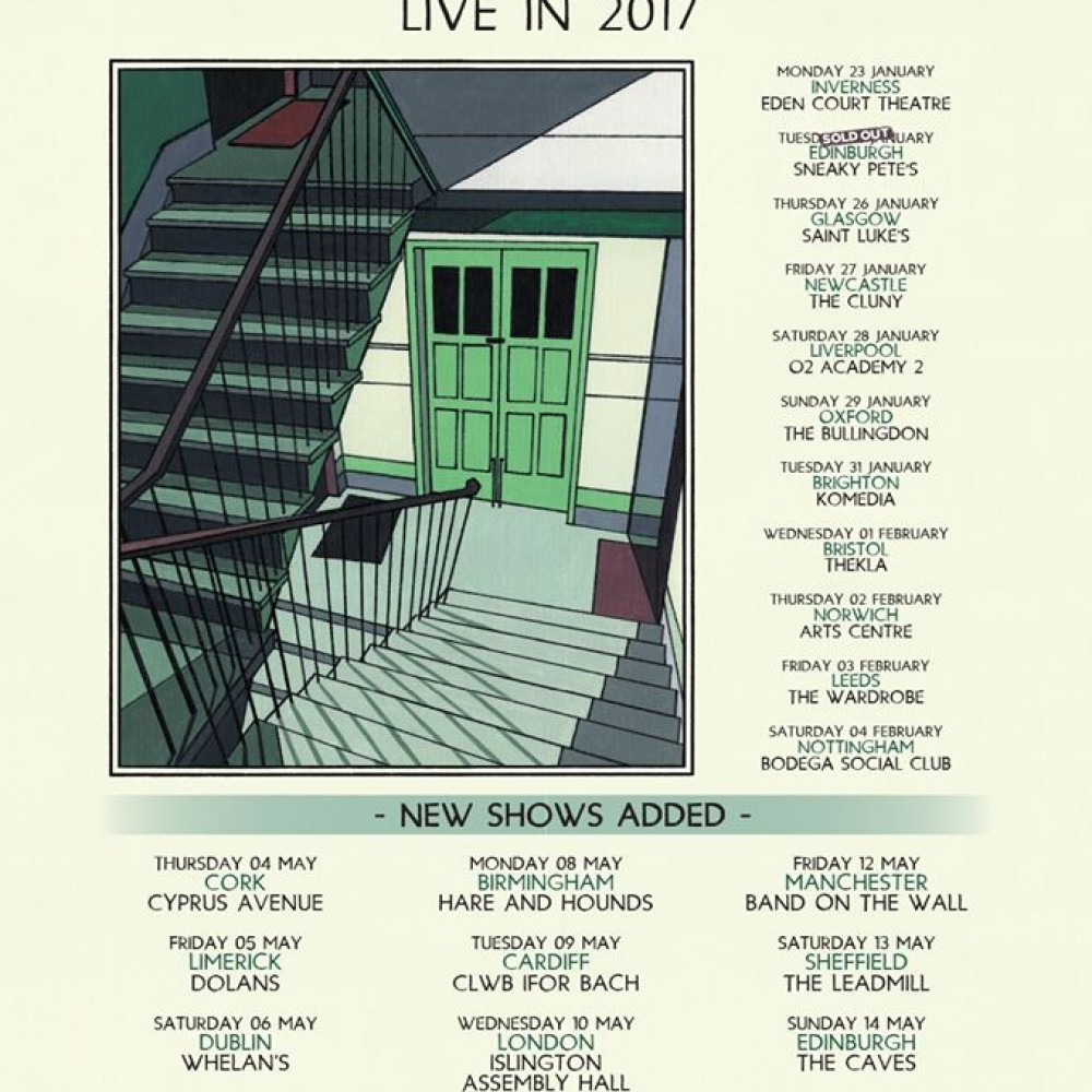 Elbow Tour Dates Usa